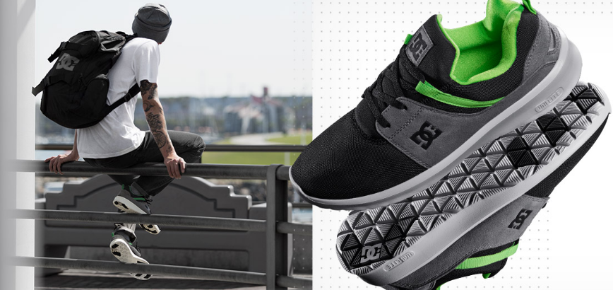 Акции DC Shoes в Рузе